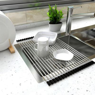 52 X 34 Cm Escurreplatos Over Sink Roll-up